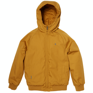 Kids Hernan 5K Jacket Golden Brown