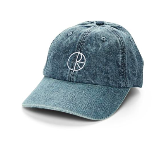 Denim Cap Blue
