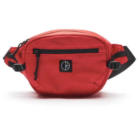 Cordura Hip Bag Red