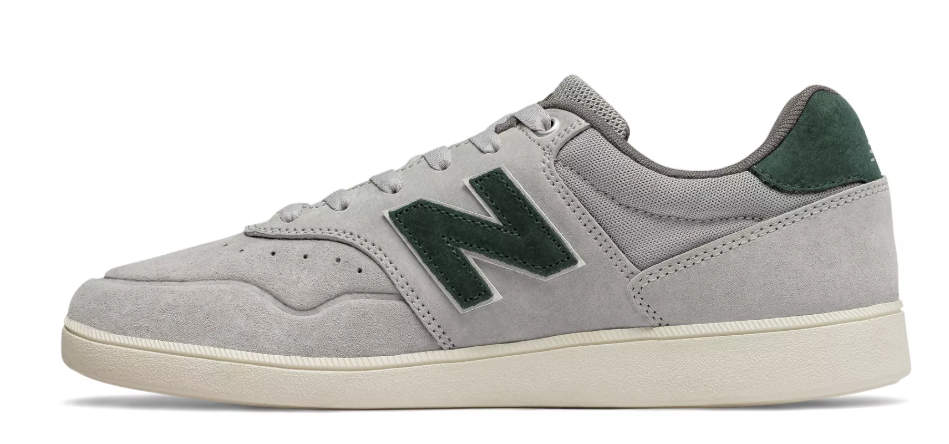 NM 288 Tri grey/Forest green