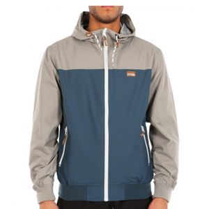 Auf Deck Jacket Greyblue