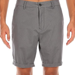 Love City Short Charcoal