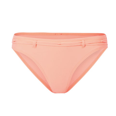 Womens Cruz Mix Bottom Bikini Neon Peach