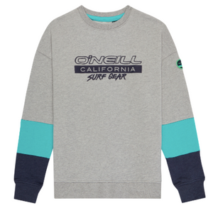 Youth California Sweatshirt Silver Melee