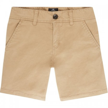 Youth Friday Night Chino Short Marl Brown