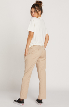 Womens Frochickie Pant Oxford Tan