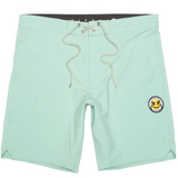 "Solid Sets 18.5"" Boardshort Light Jade"