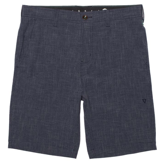 "Fin Rope Hybrid 20"" Walkshort Dark Denim"