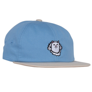 Nermamaniac 6 Panel Baby Blue / Tan