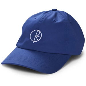 Stroke Logo Cap Royal Blue