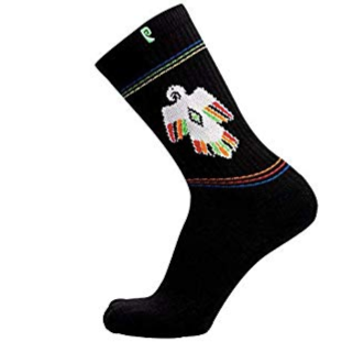 Thunderbird Socks Black