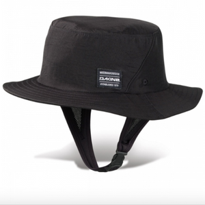 Indo Surf Hat Black
