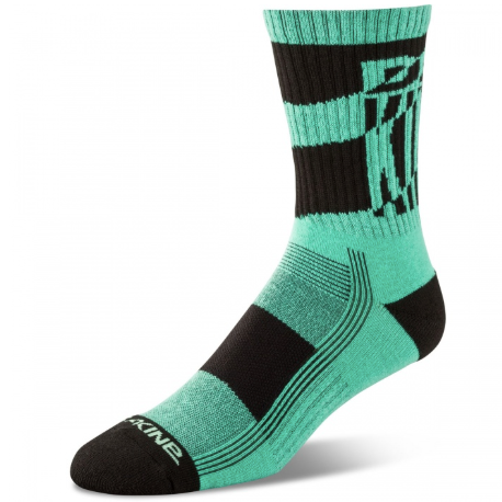 Step Up Sock Electric Mint