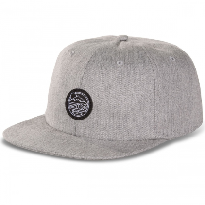 Well Rounded Ballcap Heather Grey