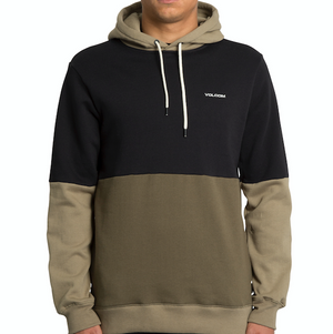 Single Stone Division Pullover Military