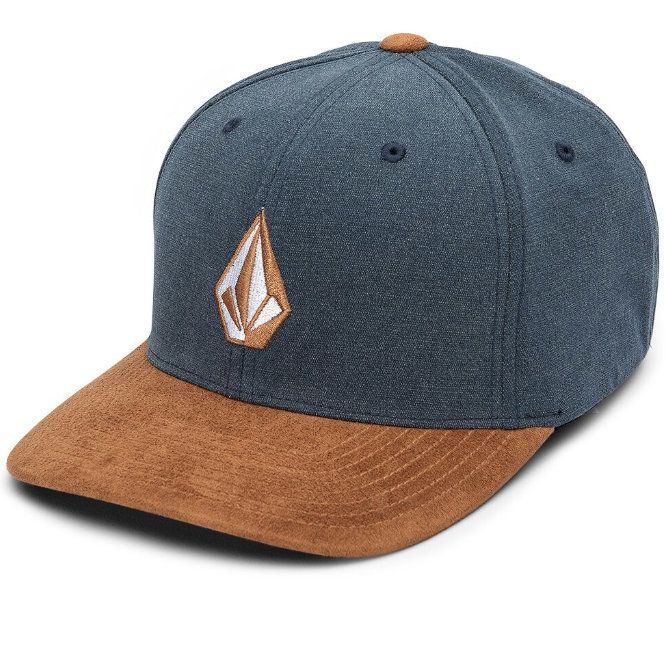 Full Stone Heather XFit Cap Atlantic