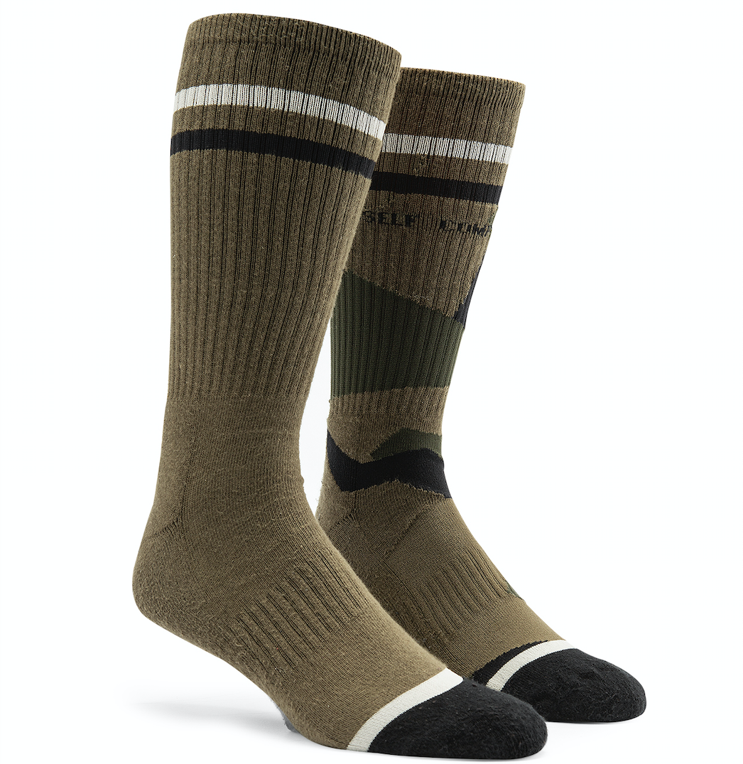 A.P. #2 Socks Camouflage