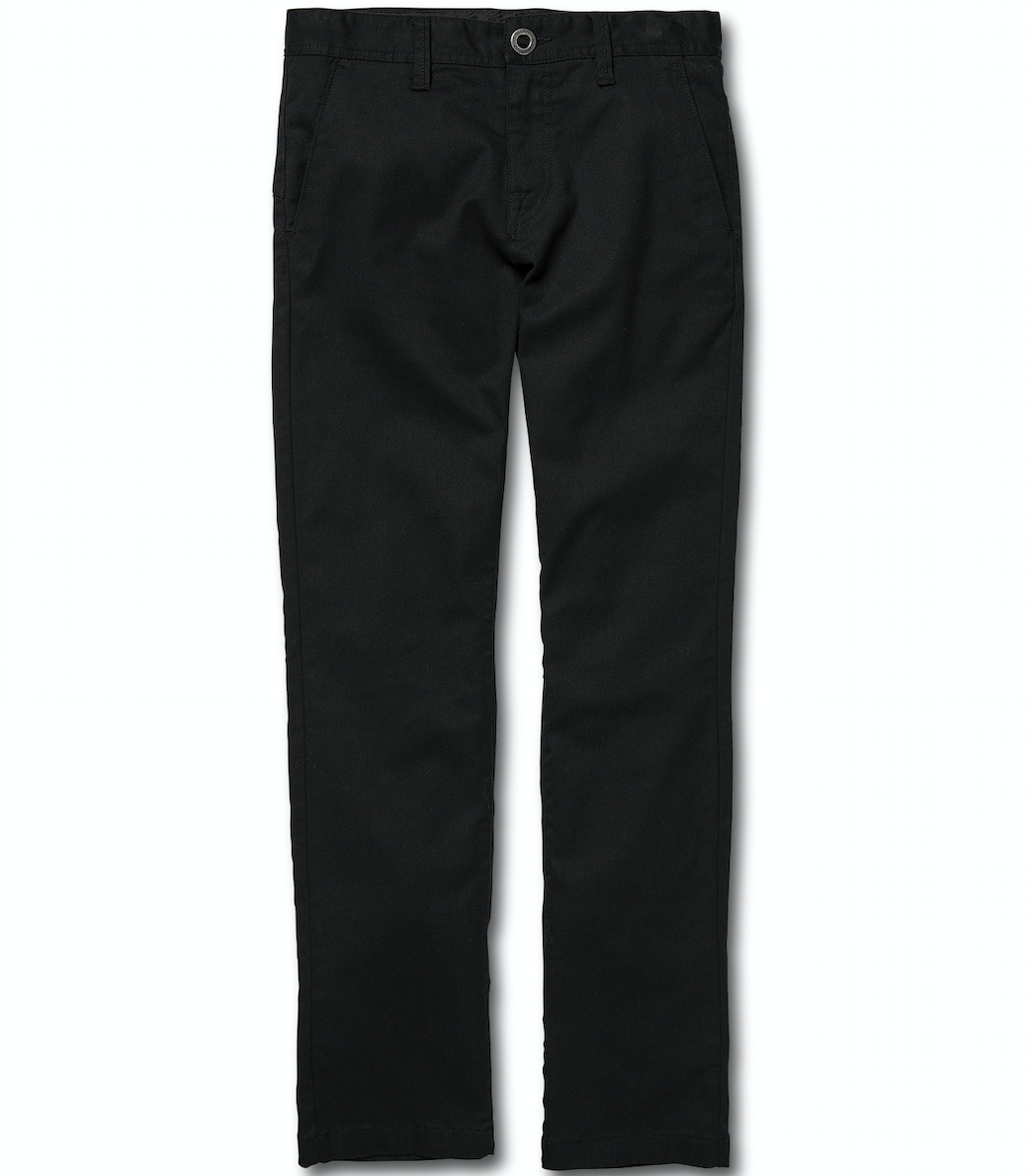 Kids Frickin Slim Chino Black
