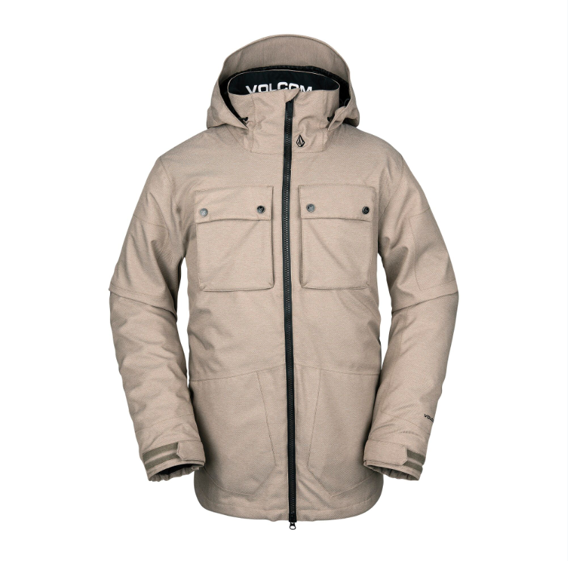 Pat Moore 3-in-1 Jacket Teak