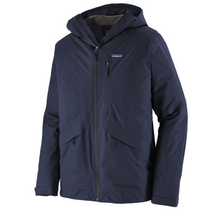 Insulated Snowshot Jacket Classic Navy