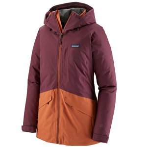 Womens Insulated Snowbelle Jacket Light Balsamic