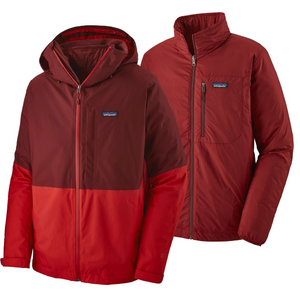 3-in-1 Snowshot Jacket Oxide Red