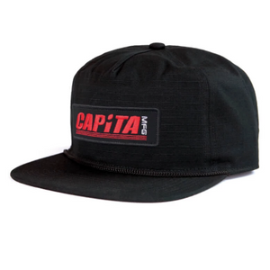 MFG Cap Black