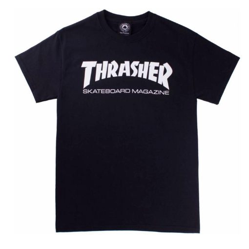Youth Skate Mag t-shirt Black
