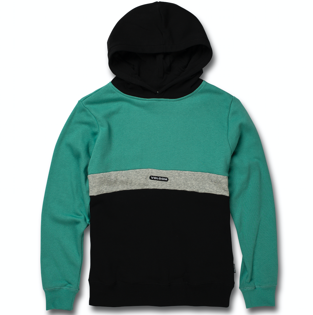 Youth Single Stone Division Pullover Mysto Green