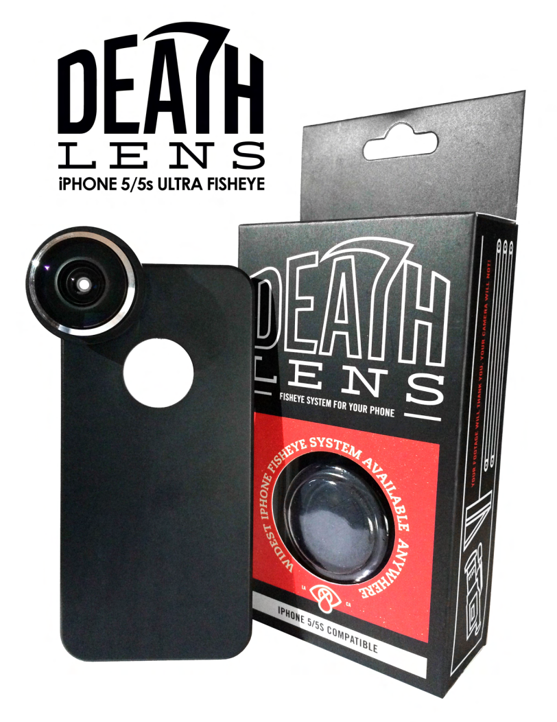 Death lens - Stoked Boardshop  - 5