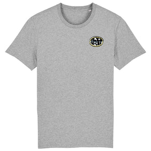Master Blaster Tee Heather Grey