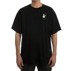 420 Stoned Logo T-shirt Black