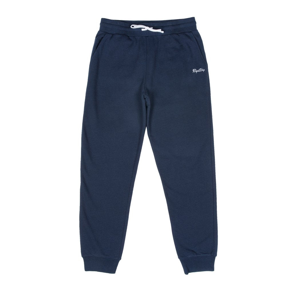 Peeking Nermal Sweat Pants Navy