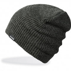 2 tone Sweep Beanie - Black