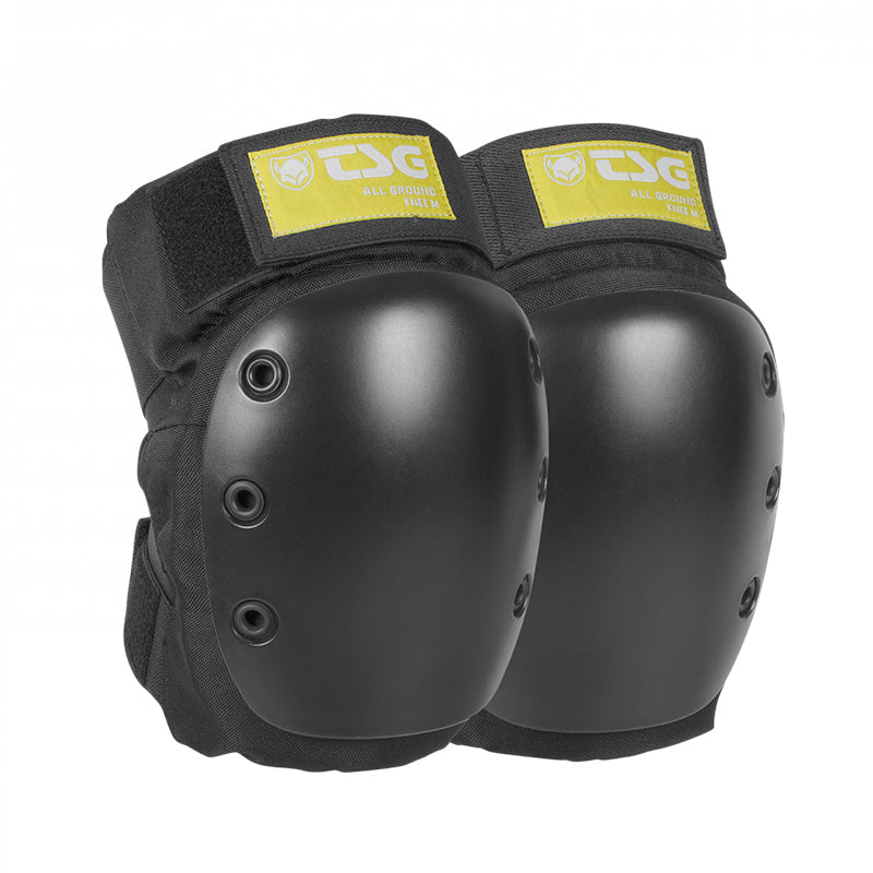 All Ground Kneepad Black