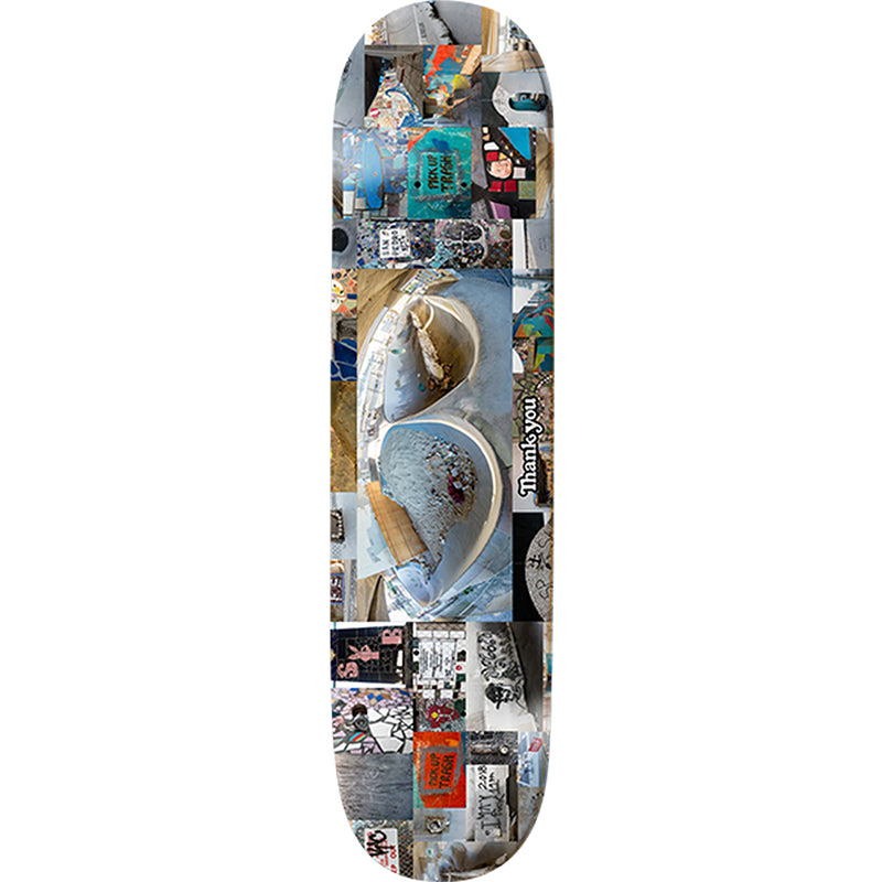 "Channel Street 8.25"" Skateboard Deck"