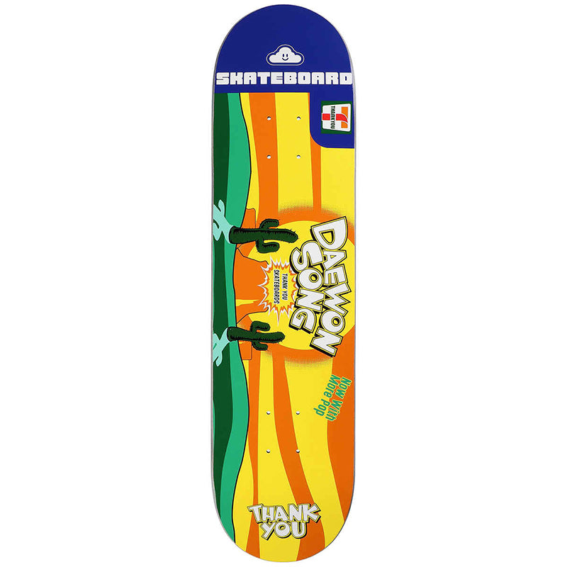 "Daewon Song Cooler 8.0"" Skateboard Deck"