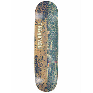 "Hollywood 8.0"" Skateboard Deck"