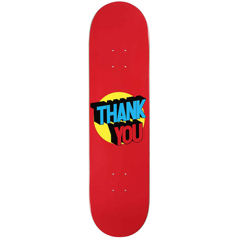 "Spot On Deck 8.0"" Skateboard Deck"