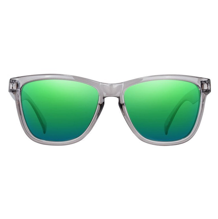 Topaz Polarized Trans Grey/Green