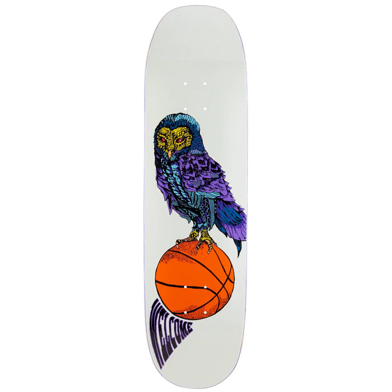 "Hooter Shooter 8.5"" Skateboard Deck"