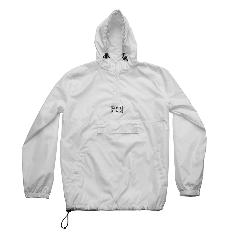 Spray Jacket White