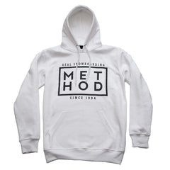Movie Hoodie 2.0 White