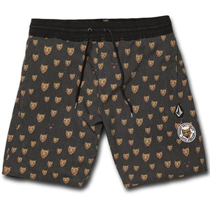 Ozzie Trunk Short BLK
