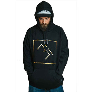 Night Ride Hoodie Black
