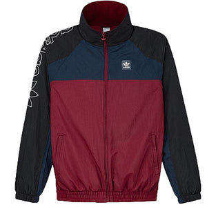 Protect Ya Neck Jacket Black/Navy/Burgundy