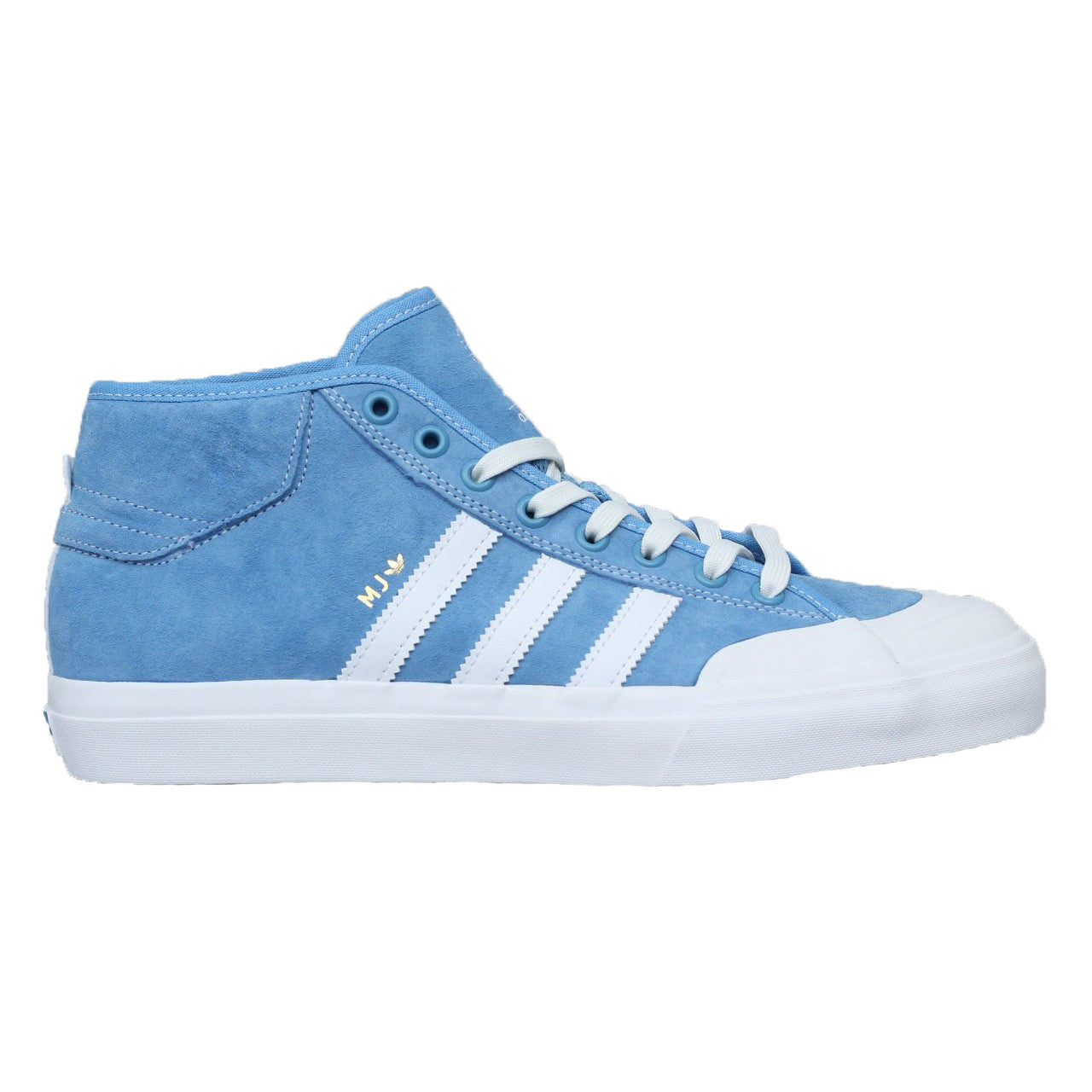 Matchcourt Mid Marc Johnnson Light Blue/White