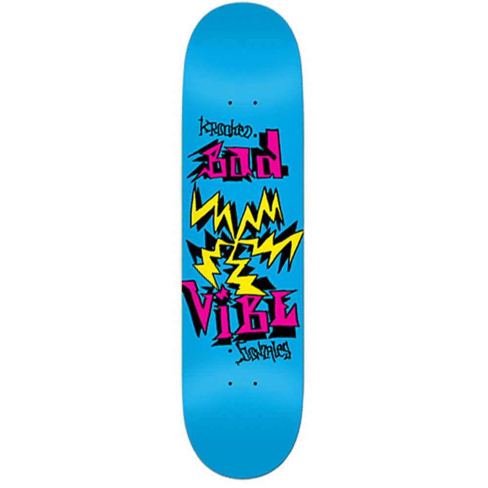 Mark Gonzales Bad vibes deck