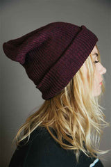 Jetty Beanie Black Heather