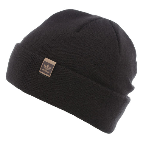 Seal Beanie Black - Stoked Boardshop  - 1